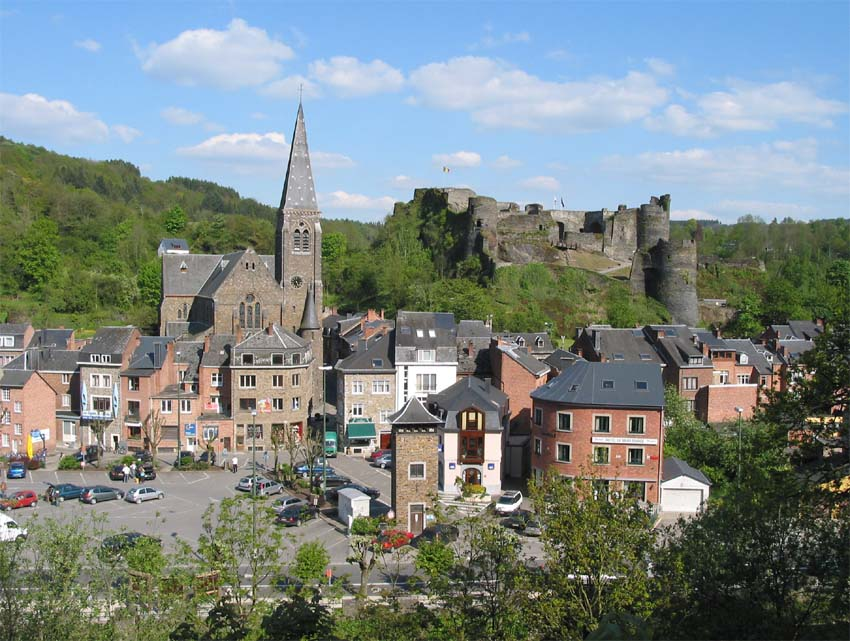 La-Roche-en-Ardenne is a good base for exploring the Ardennes