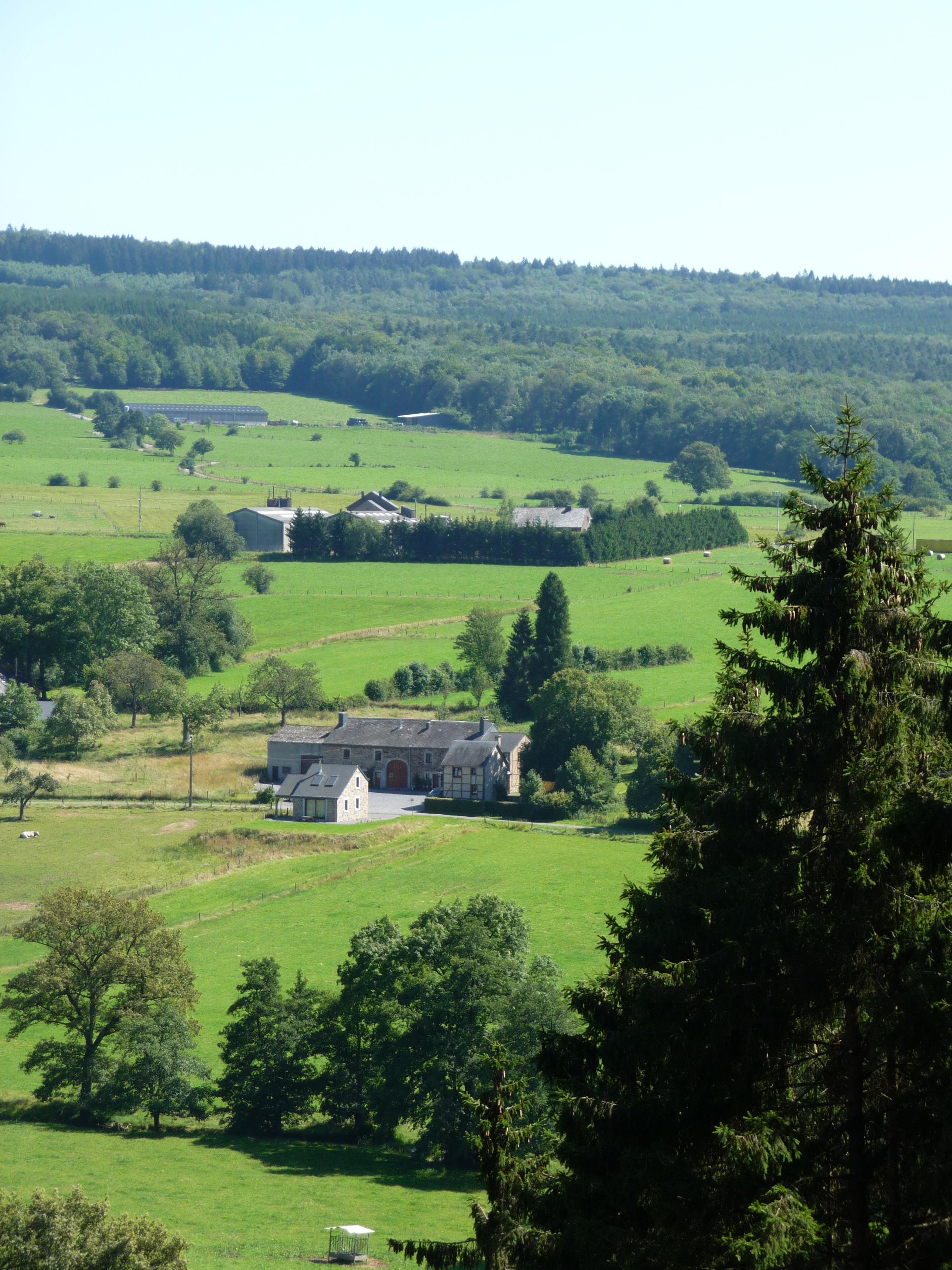 Ardennes farms