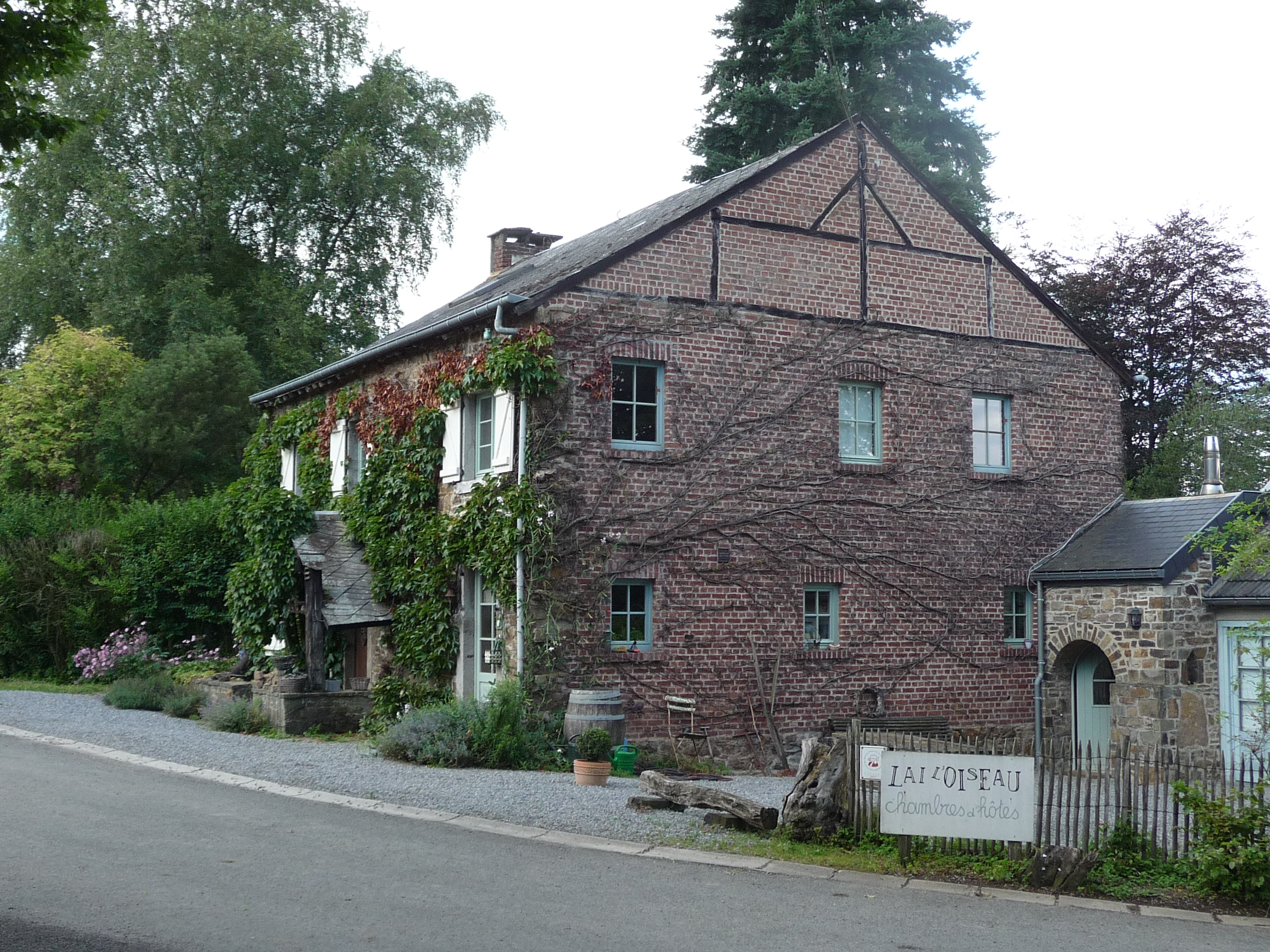 Cottage near Erezee in the Belgian Ardennes