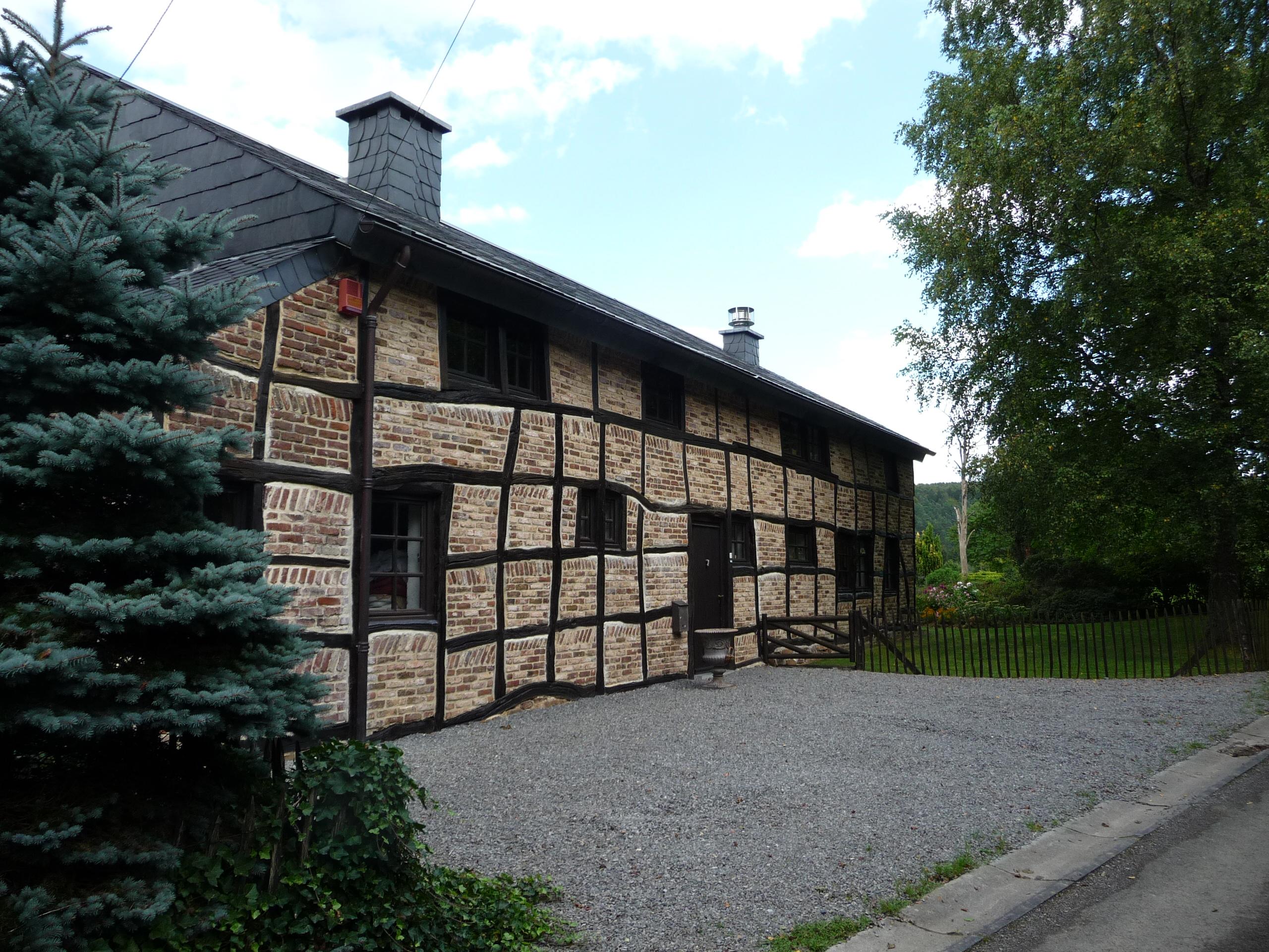 Country cottage near Erezee, Belgium