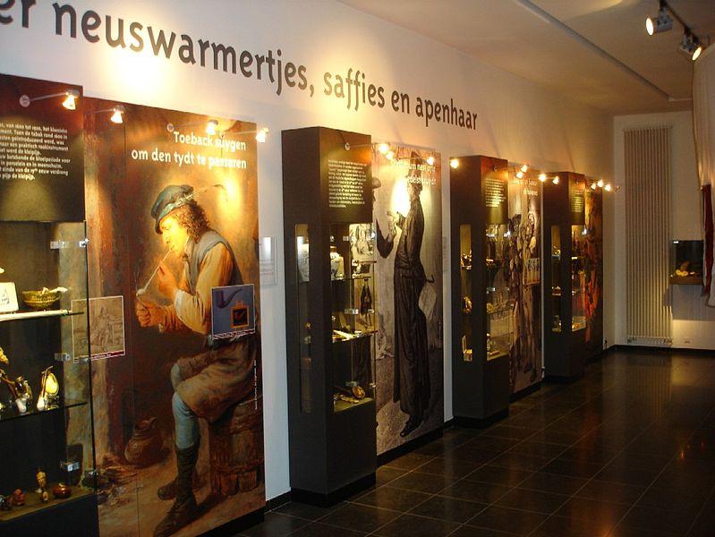 tobacco museum Wervik, Belgium