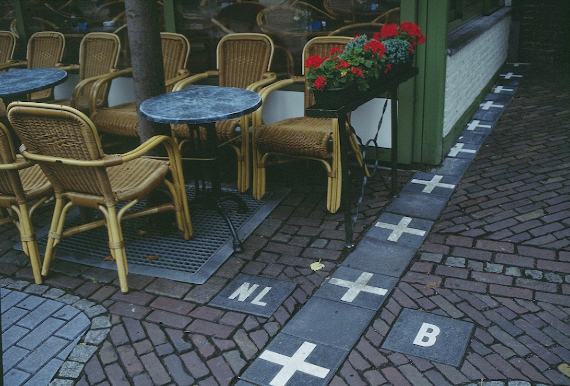 Baarle-Hertog border