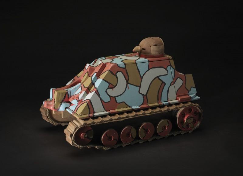"Stephen Hurst: ""Tank Two"""