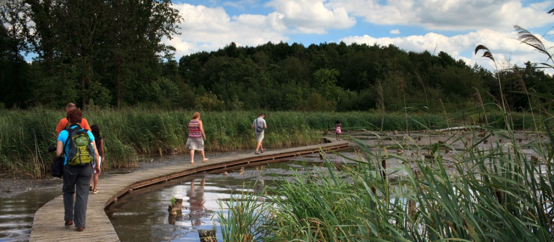 Child-friendly walks in Belgium