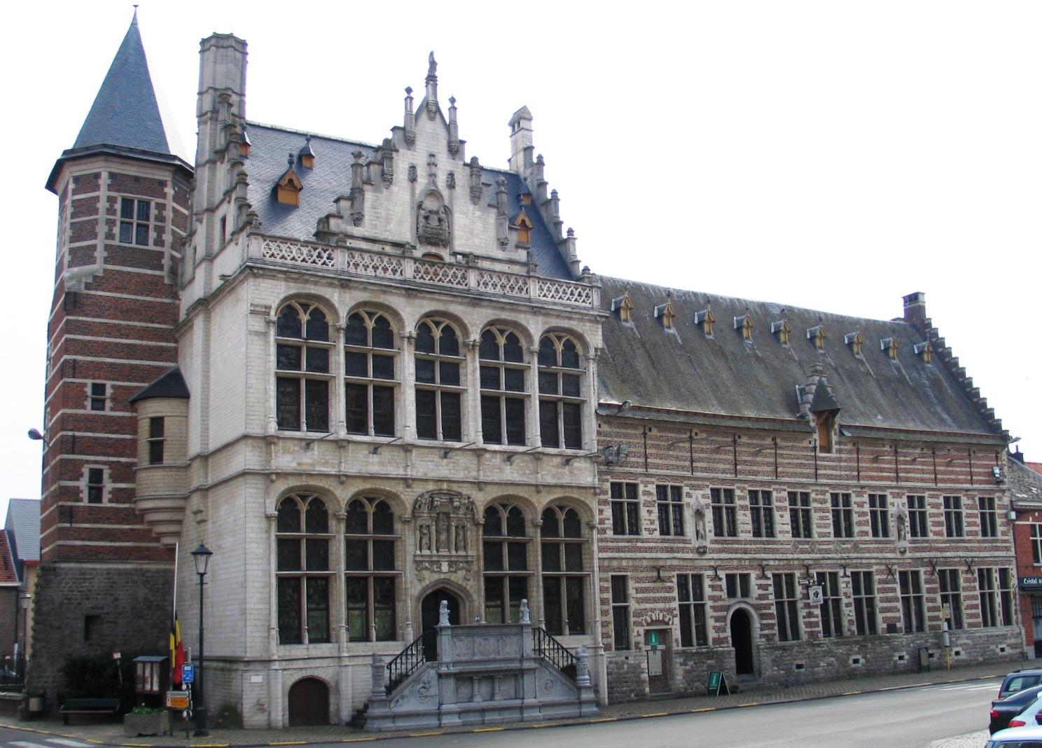 Stadhuis_Zoutleeuw