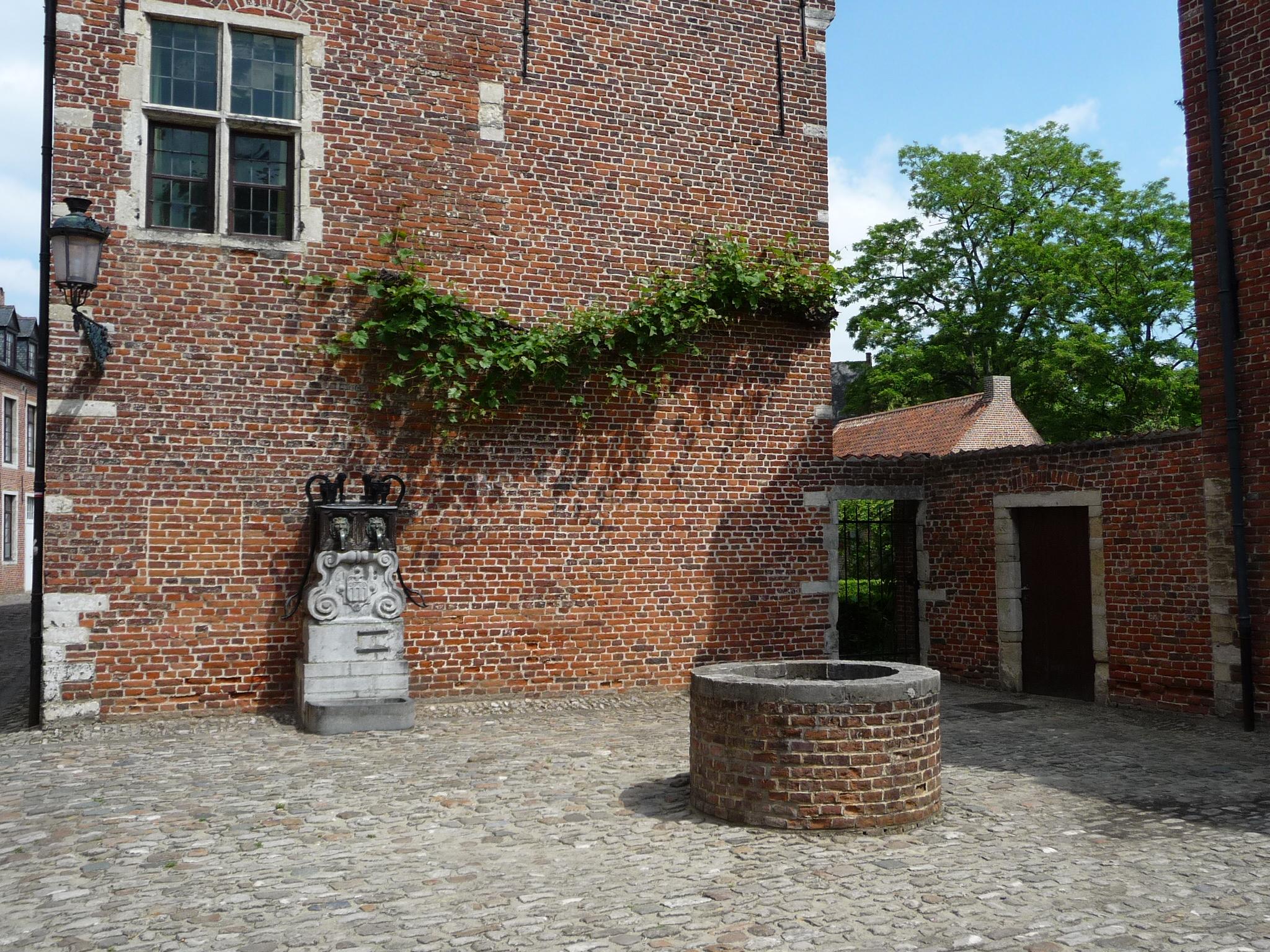 The Groot Begijnhof is a UNESCO site