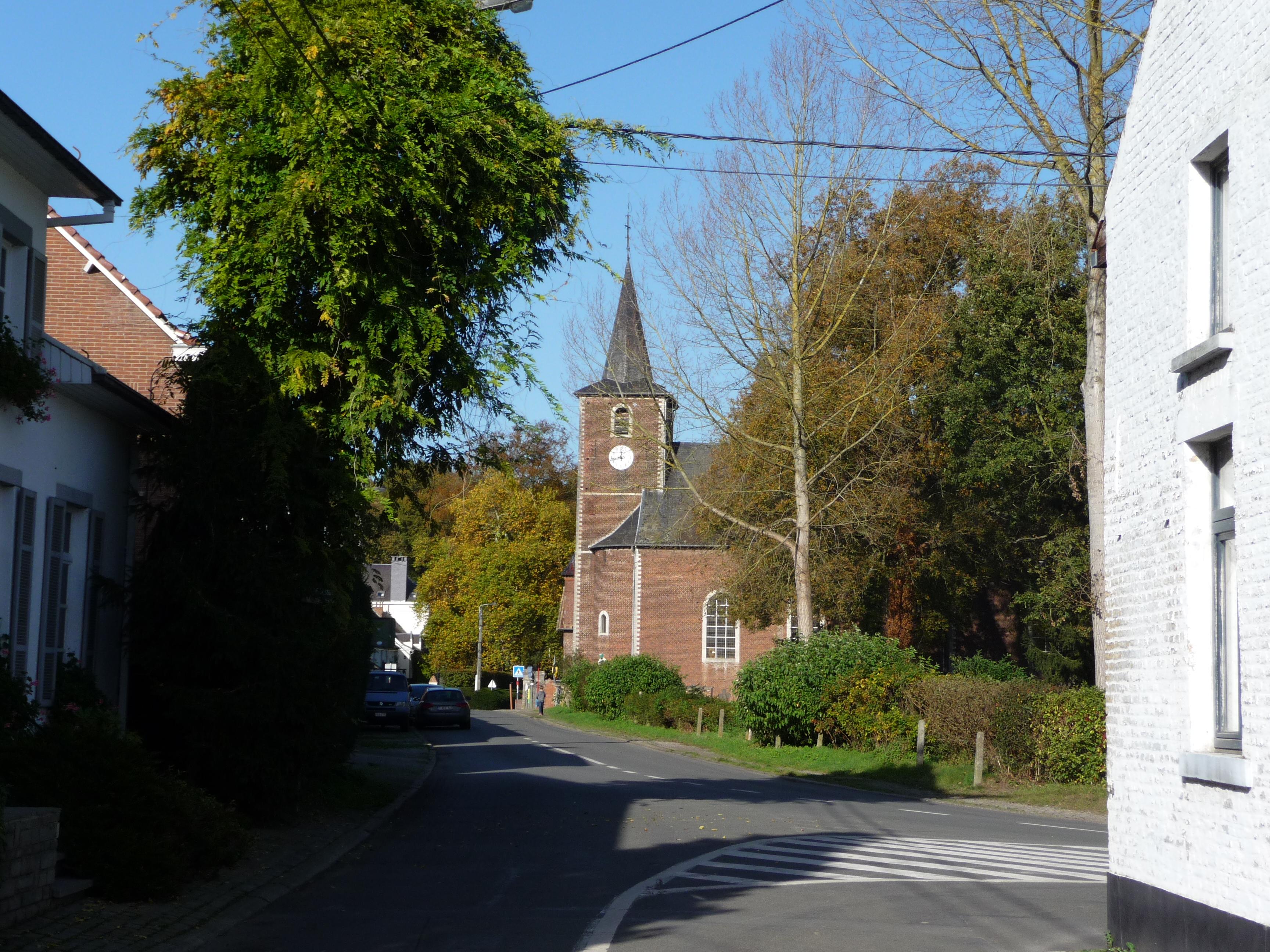 Nethen village