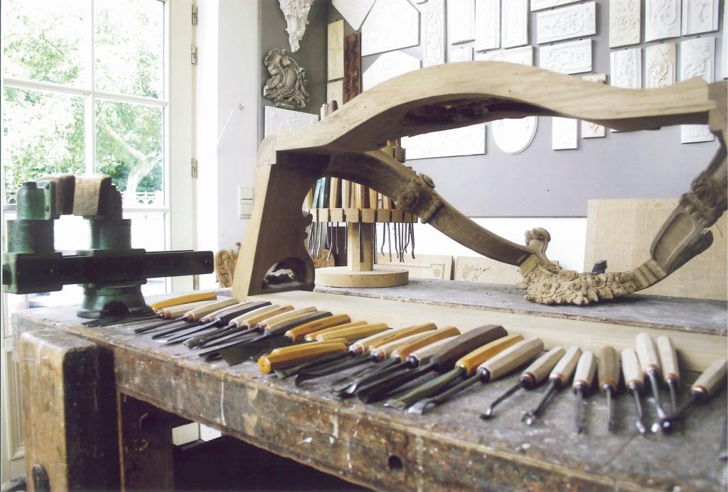 Patrick's range of tools