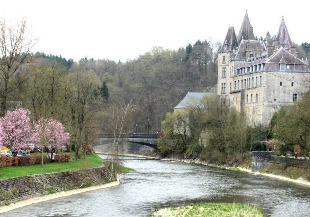 The picturesque town of Durbuy