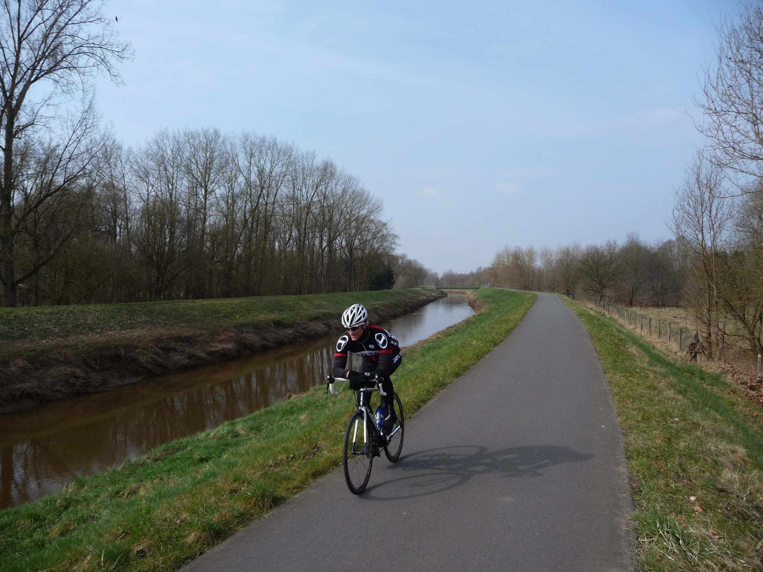 Cycling along the Rivers Demer and Dijle