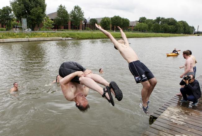 Big Jump Belgium