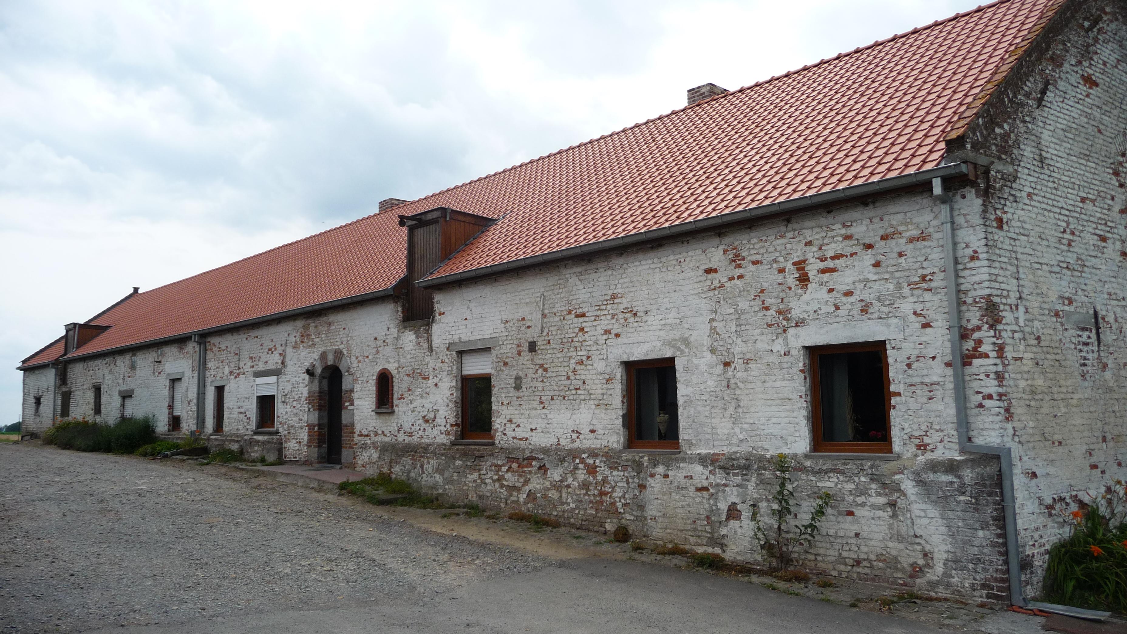 Farm in Frasnes-les-Anvaing
