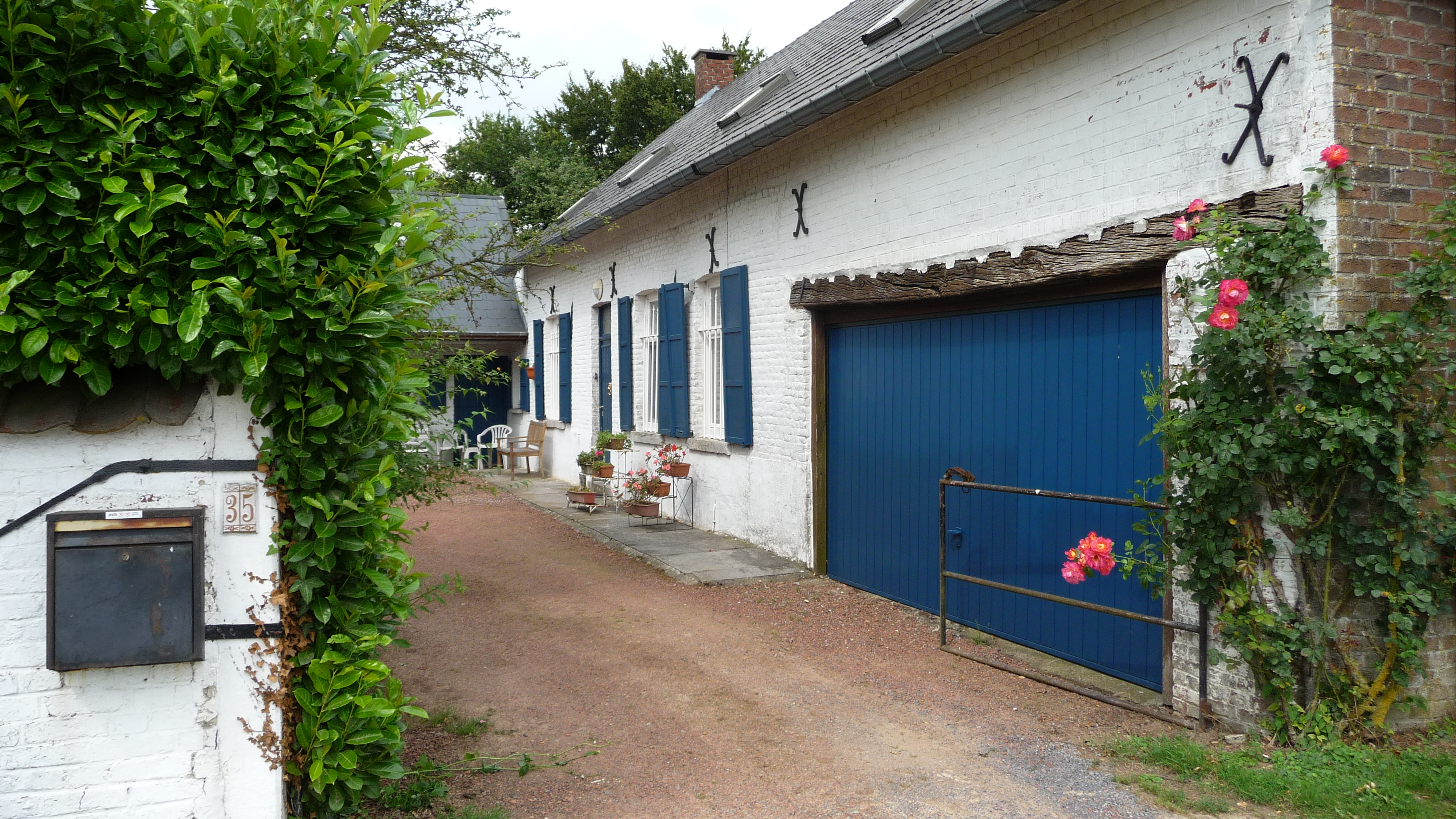 Farm in Frasnes-les-Anvaing