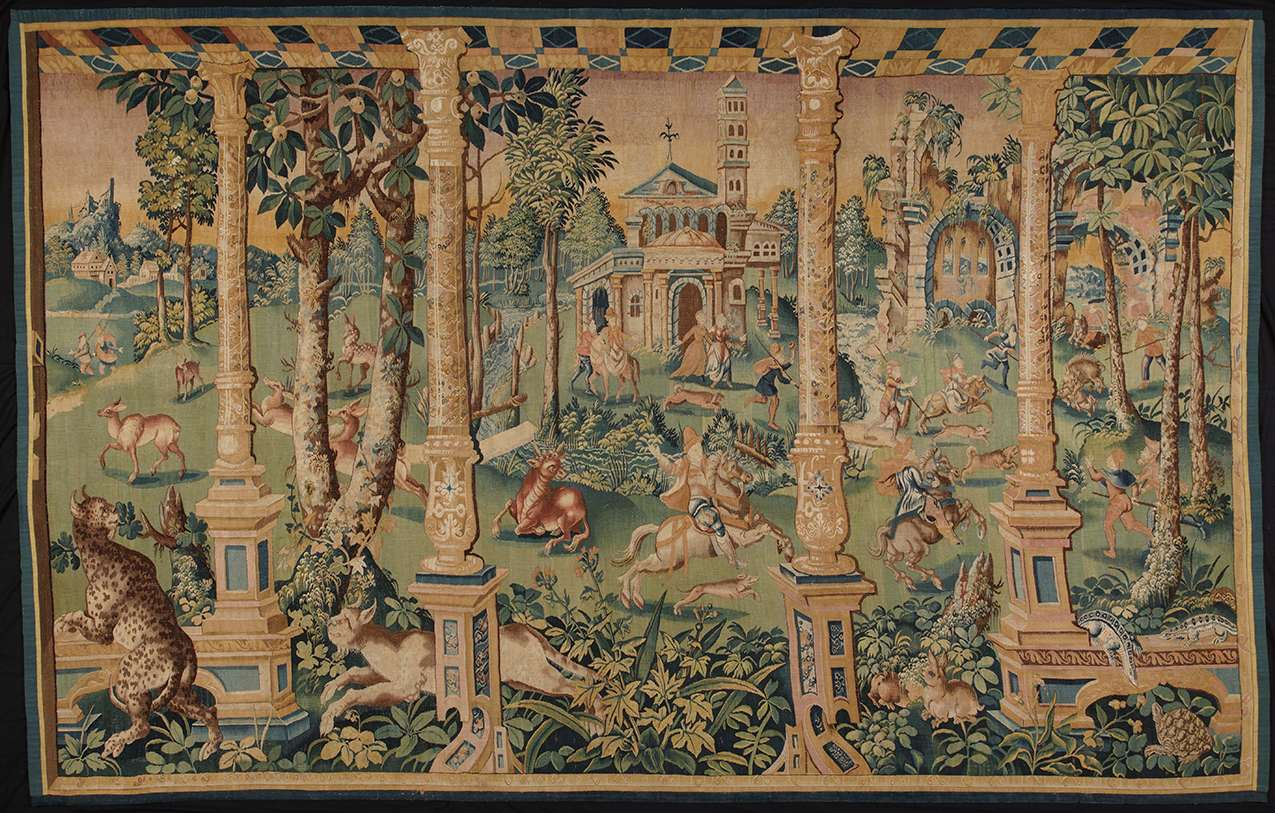 Tapestry De Wit, Mechelen