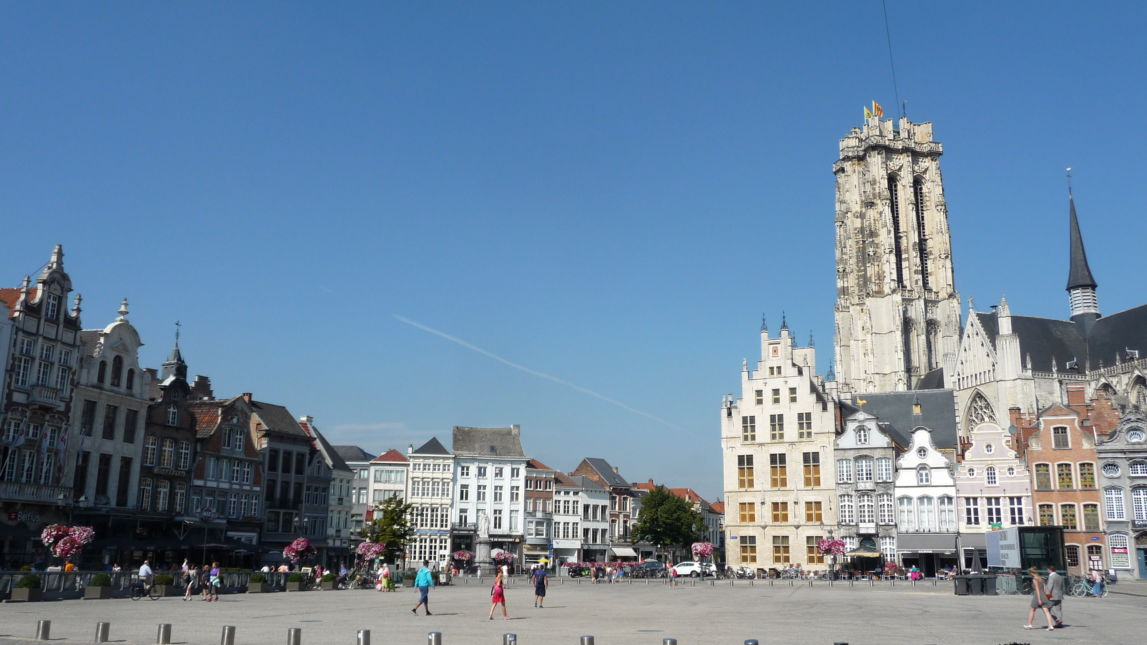 St. Rumbold's Tower Mechelen