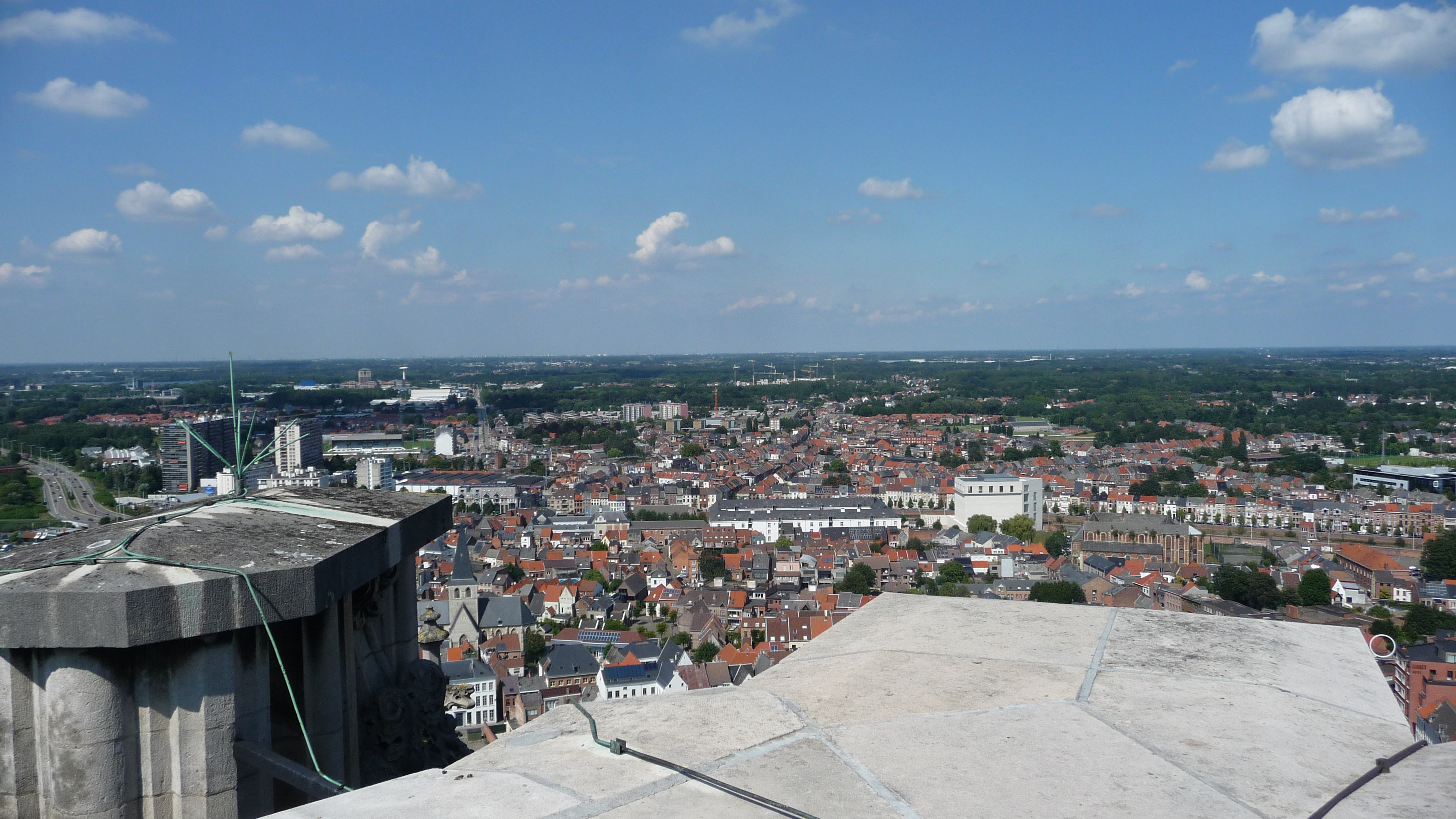Saint Rombauts Tower Mechelen