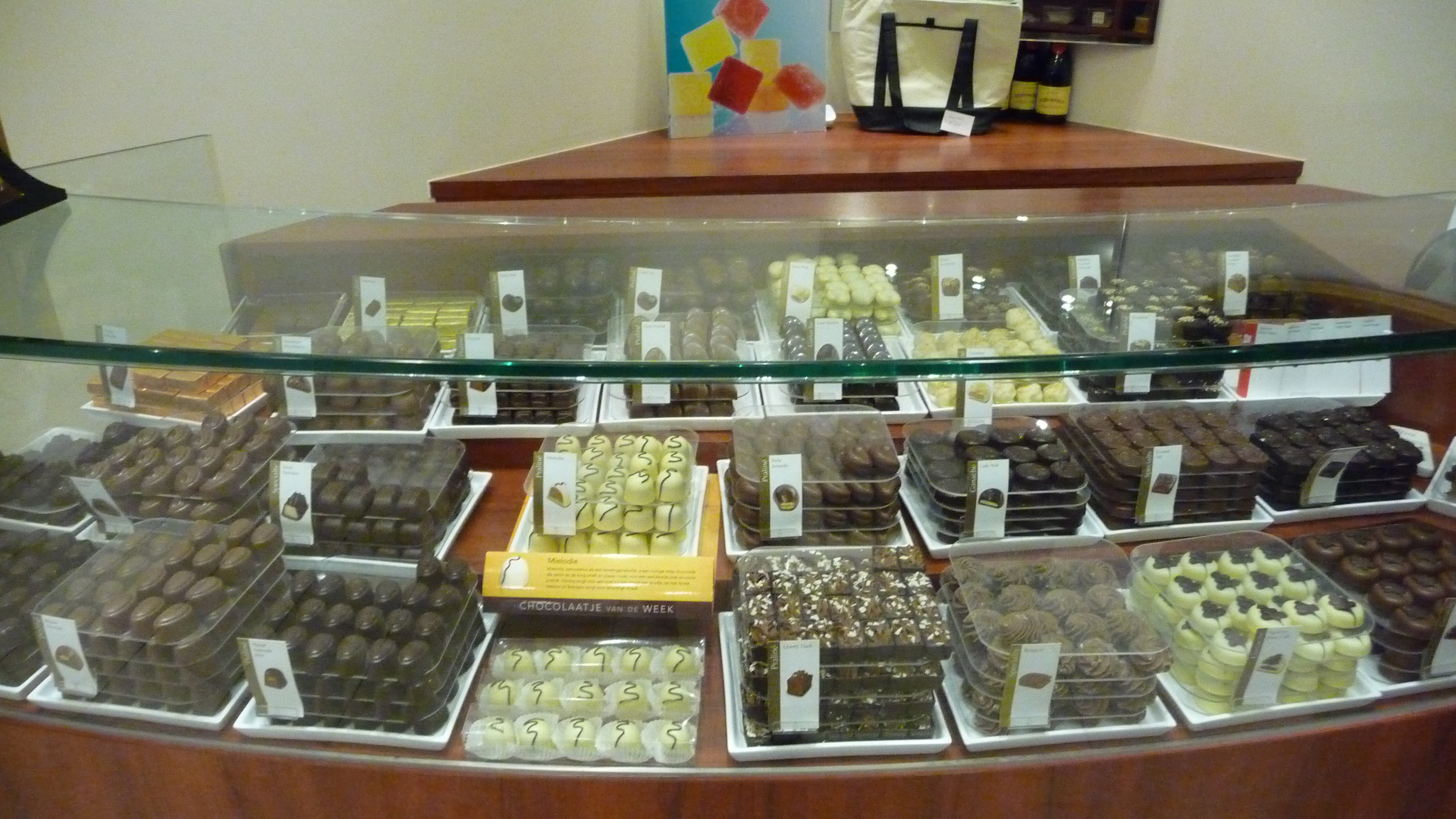 Mechelen chocolates