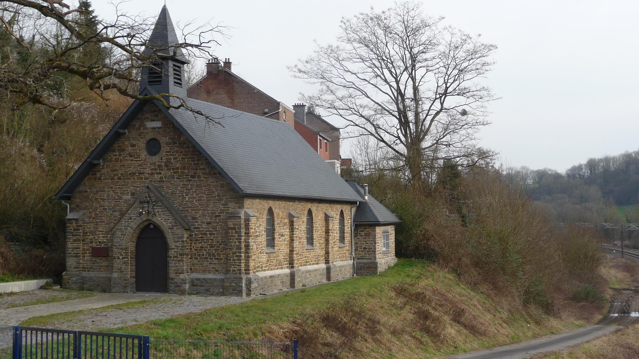 Church at Martinrive