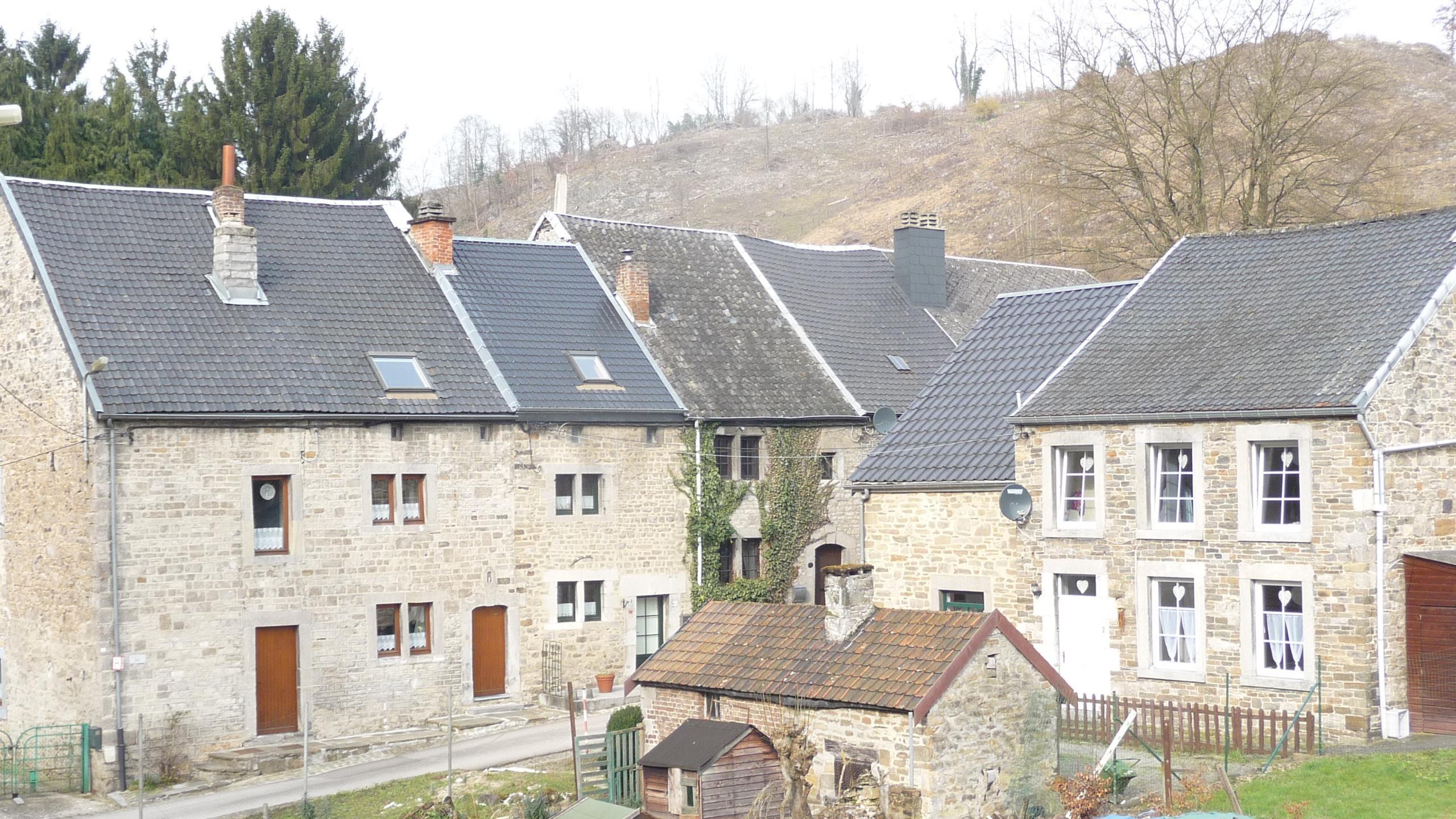 The village of Martinrive
