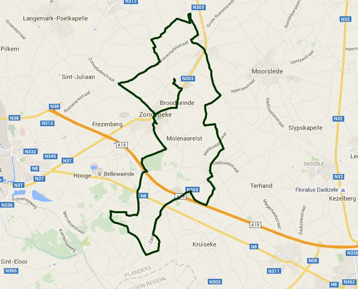 Legacy-cycle-route