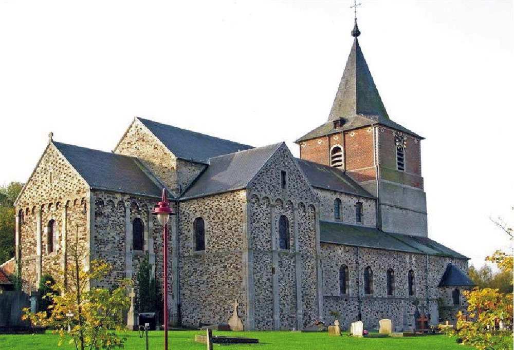 St.Hilarius church Bierbeek