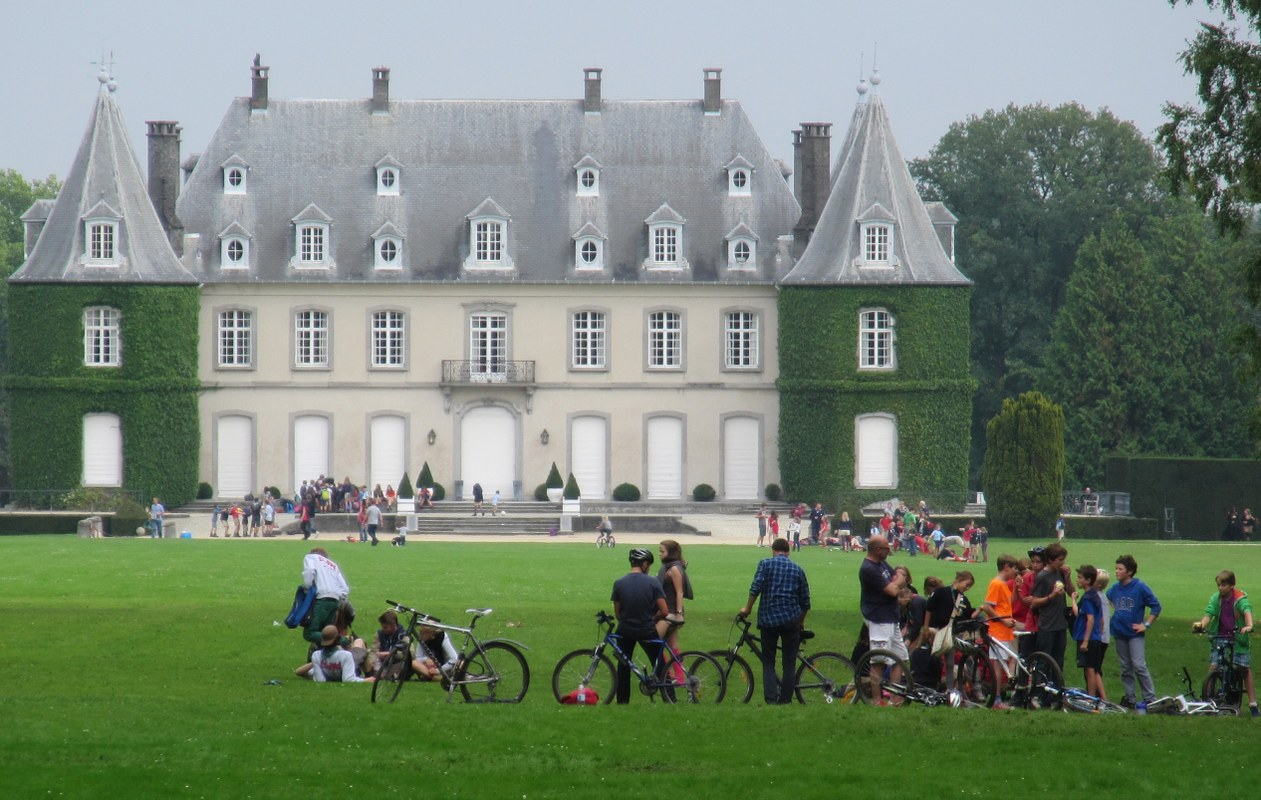 5. Chateau Solvay La Hulpe cyclisme_1261x800