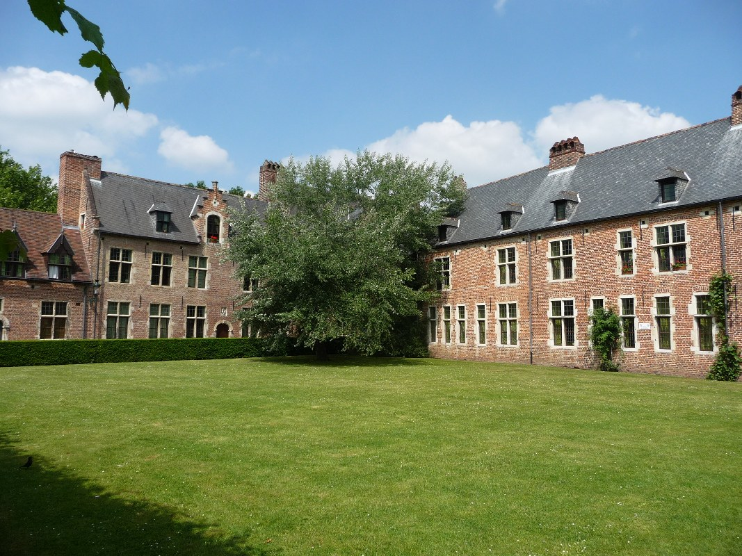Leuven beguinage