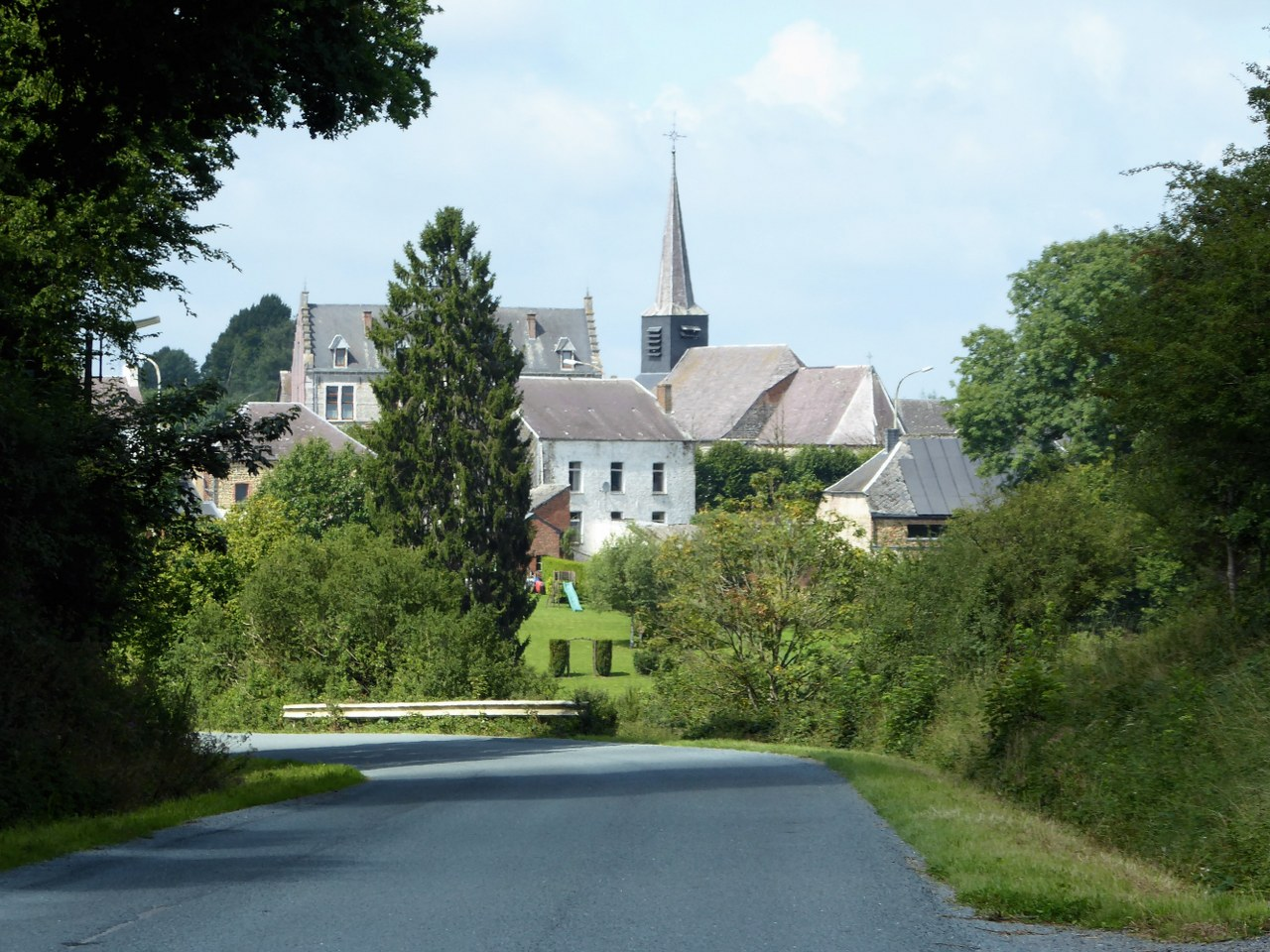 The village of Seloignes