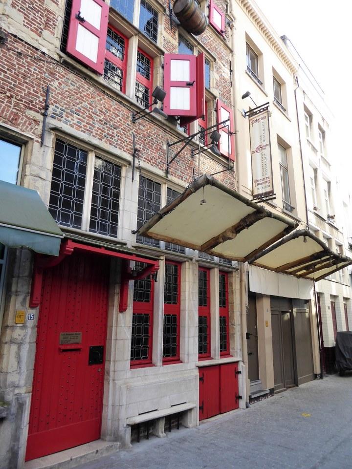 Antwerp Poorterswoning