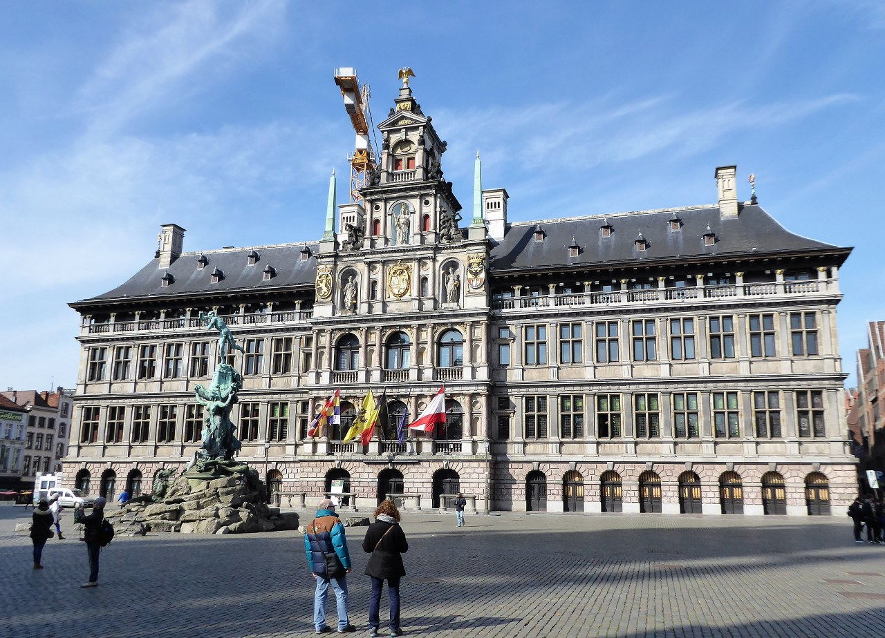 How To Spend A Day In Antwerp S Historic Centre Discovering Belgium