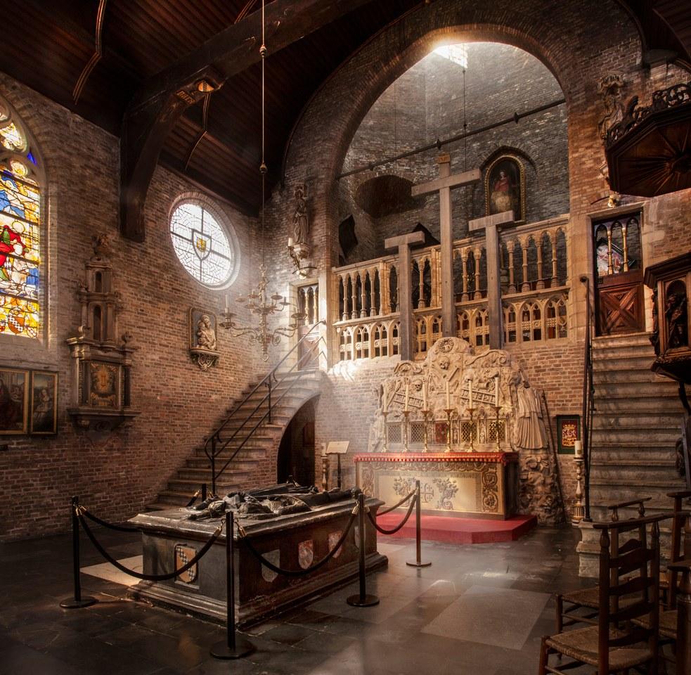 Jerusalem Chapel Bruges
