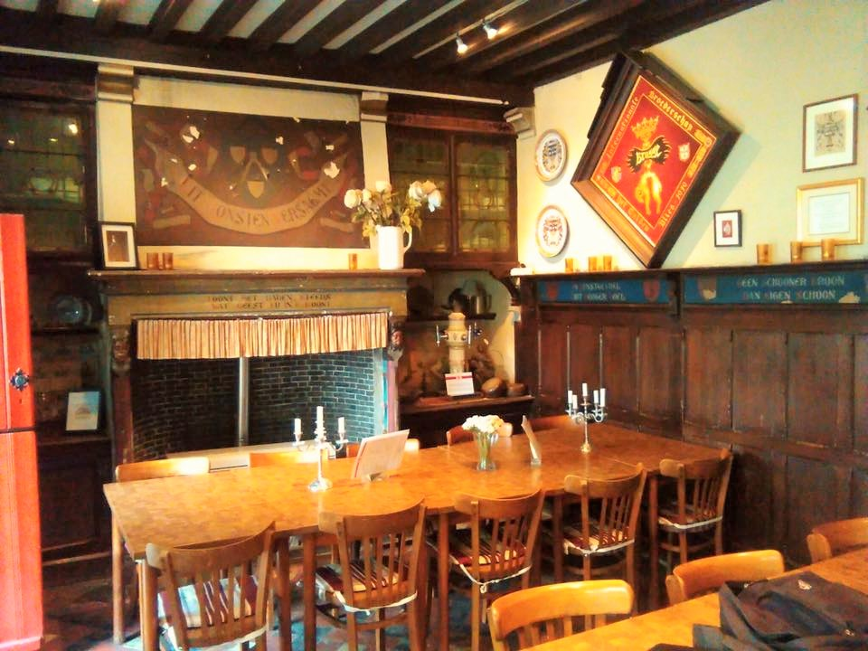 Cafe Vlissinghe Bruges