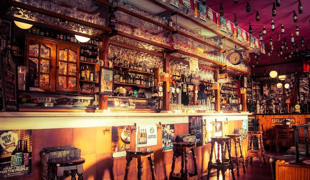Bars in Belgium
