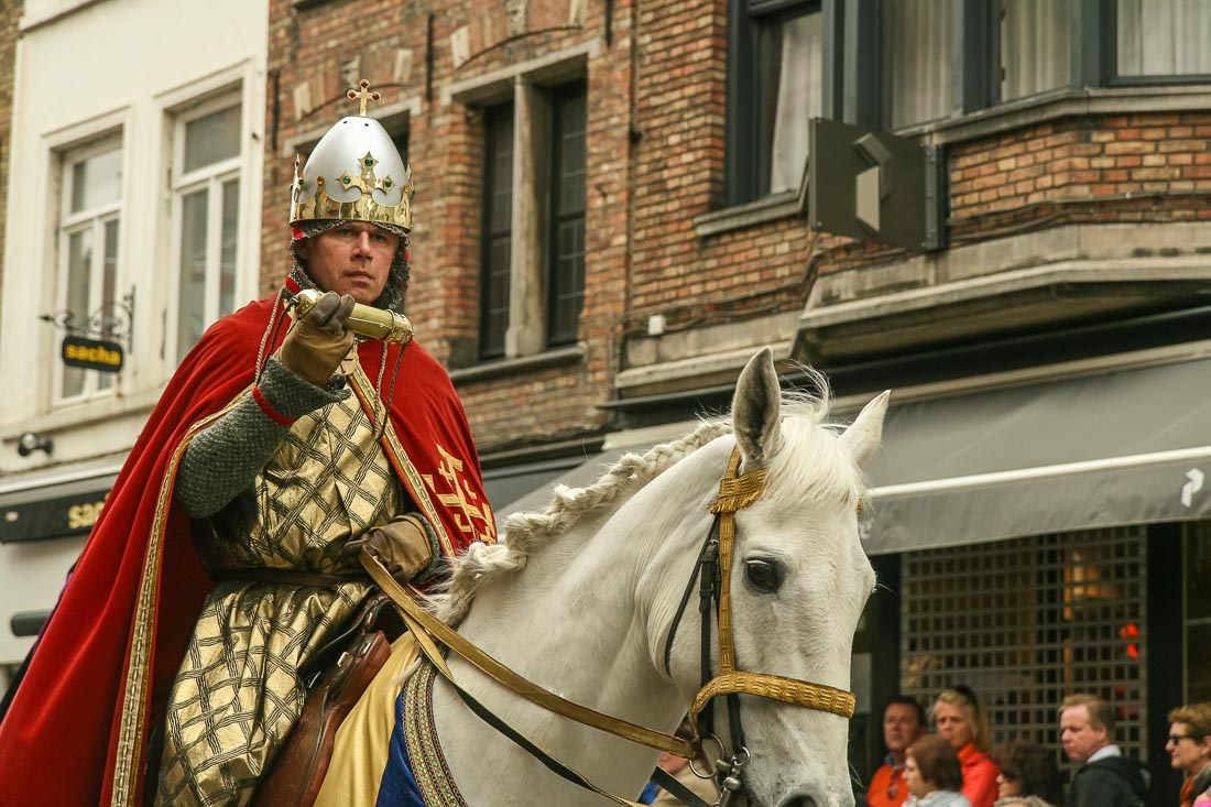 Procession of the Holy Blood in Bruges