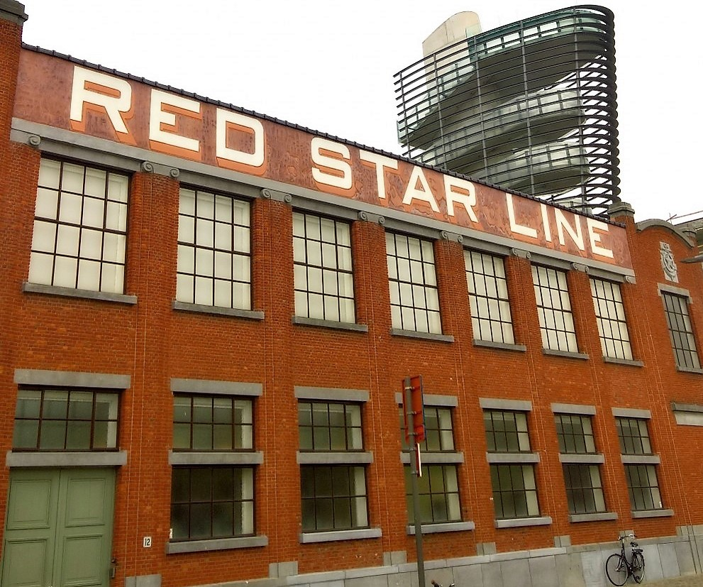 Red Star Line museum in Antwerp