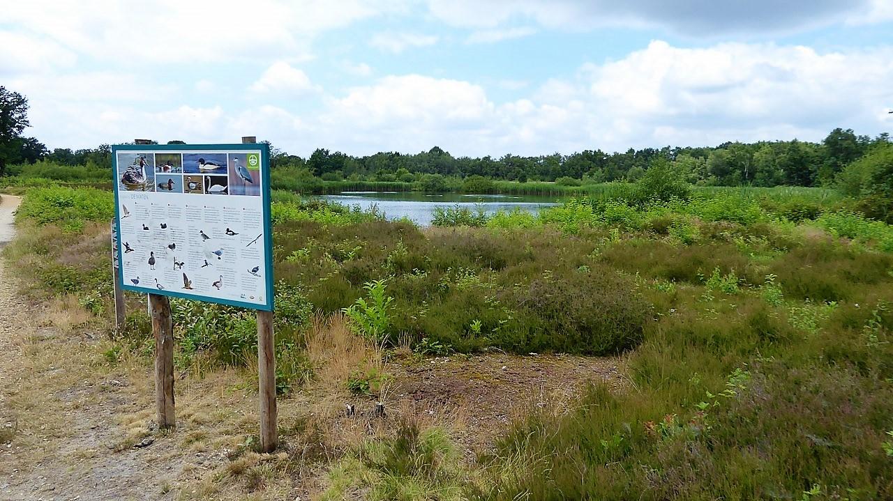 The 35 ponds of De Maten!