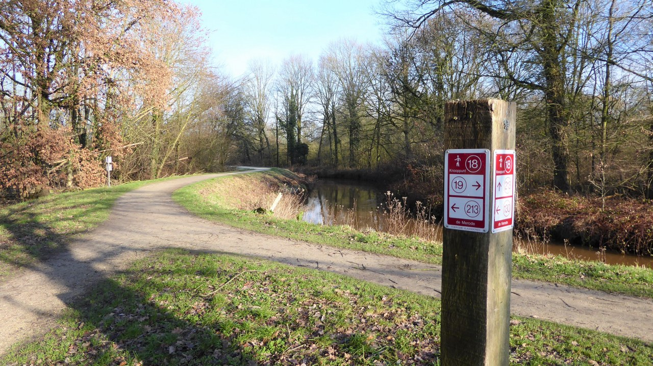 Follow the signs for some great walks around Westerlo