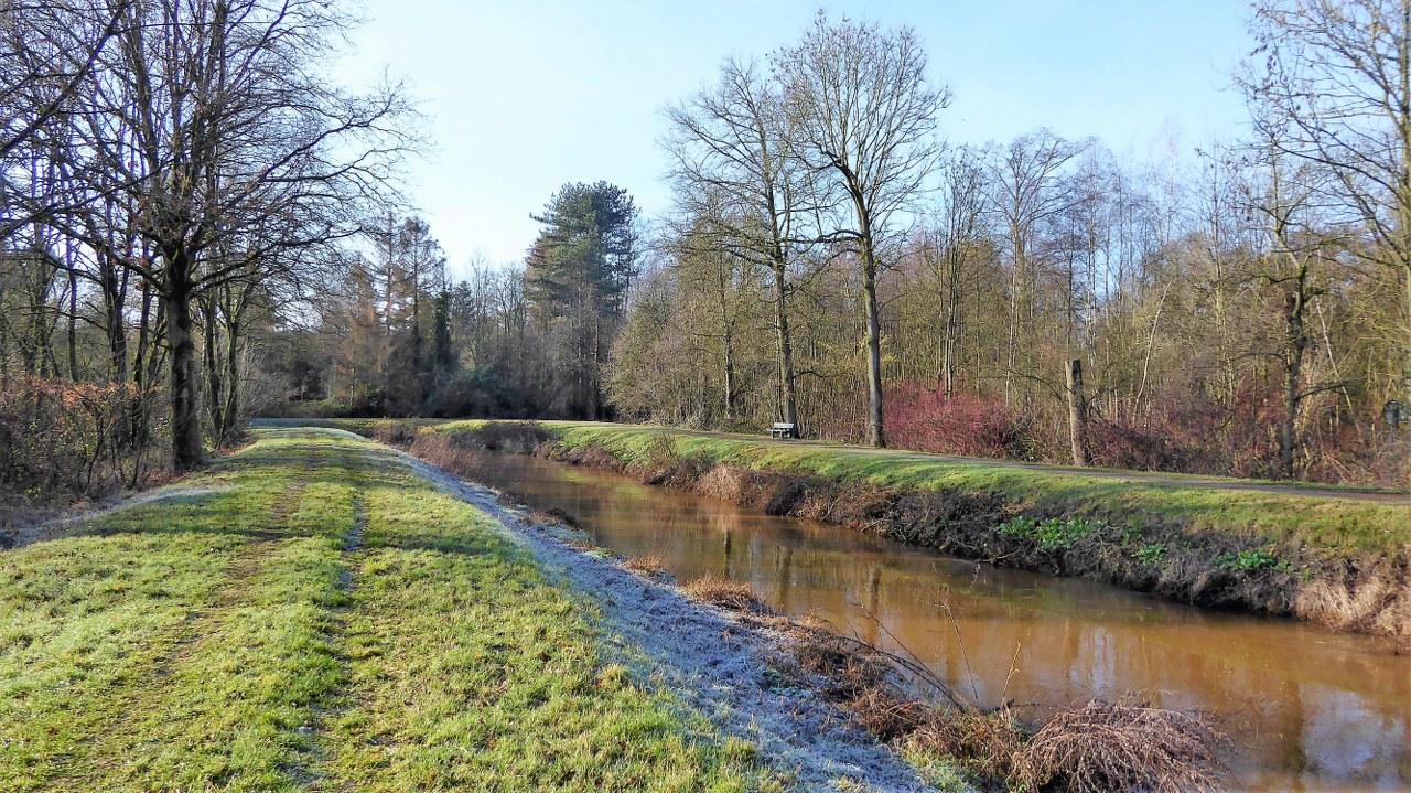 River Nete, Westerlo
