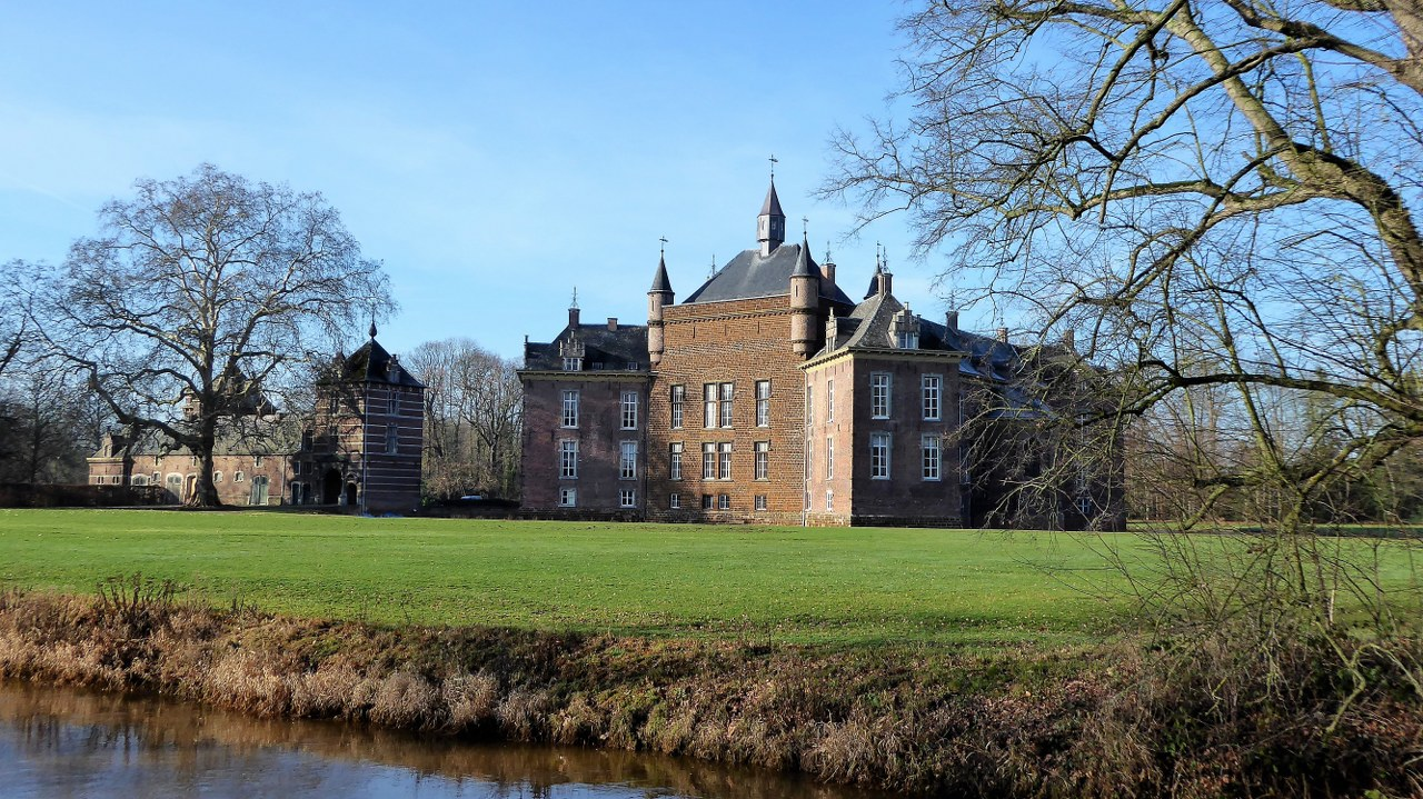 Castle of the Prince of Merode