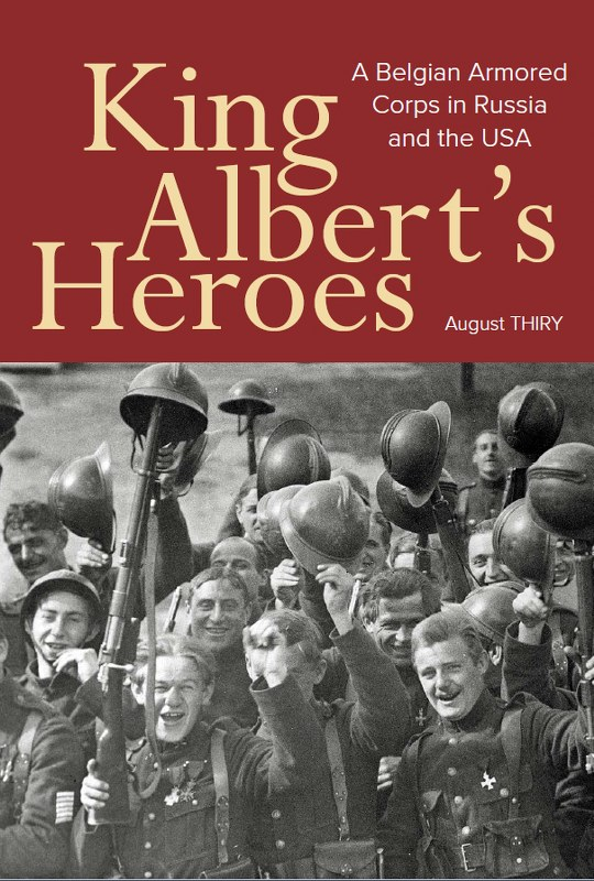 King Albert's Heroes by August Thiry