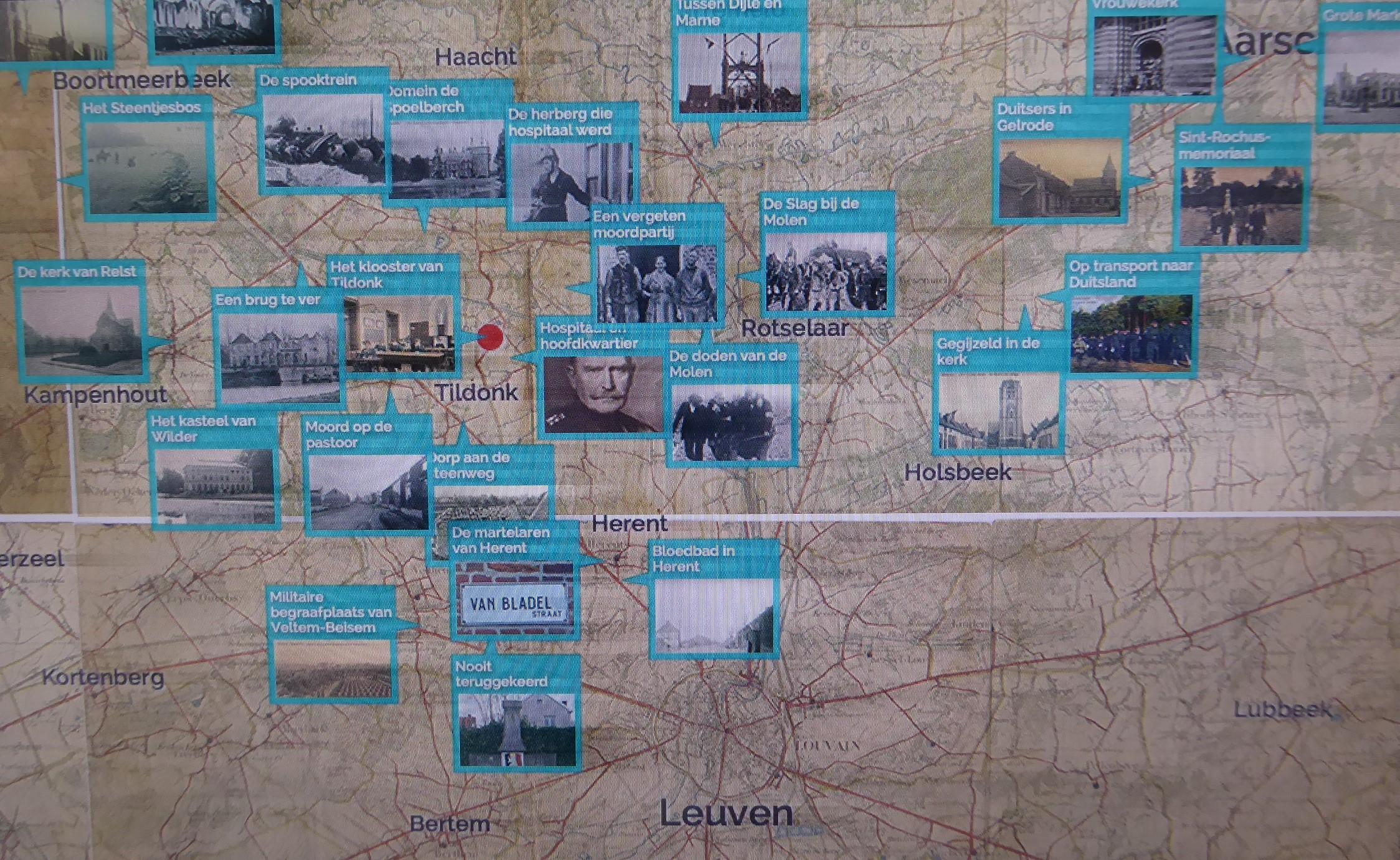 Tildonk First World War Experience Centre