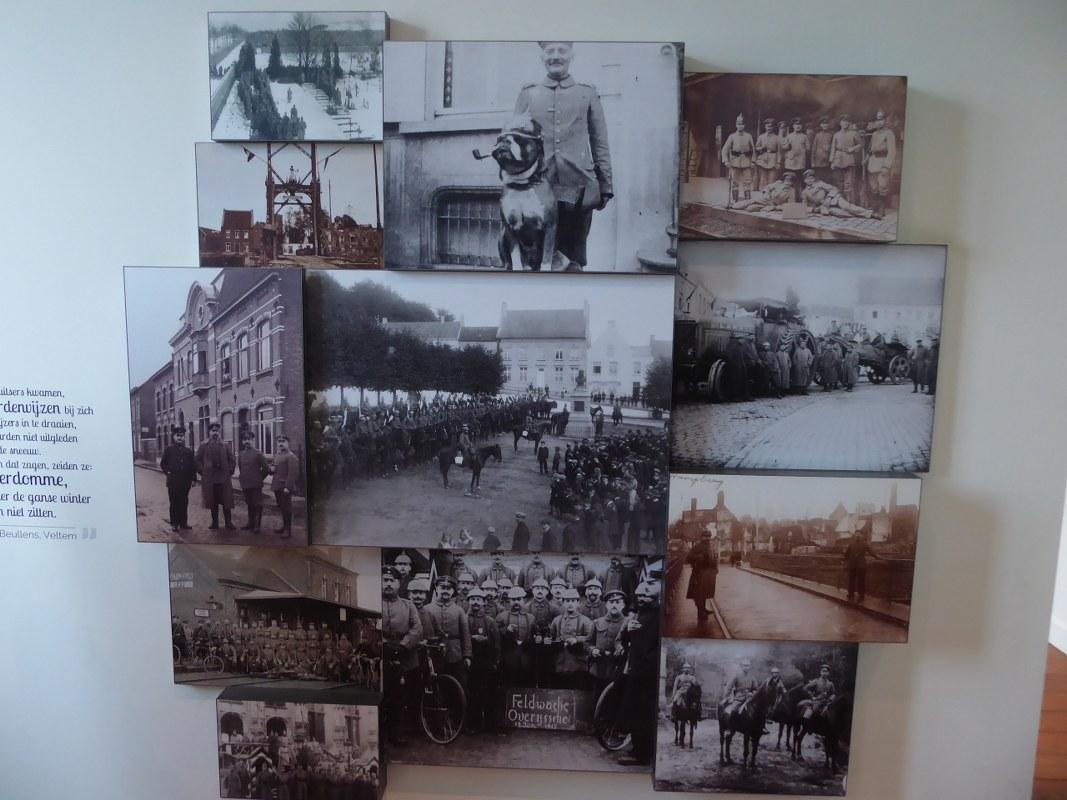 First World War Belgium