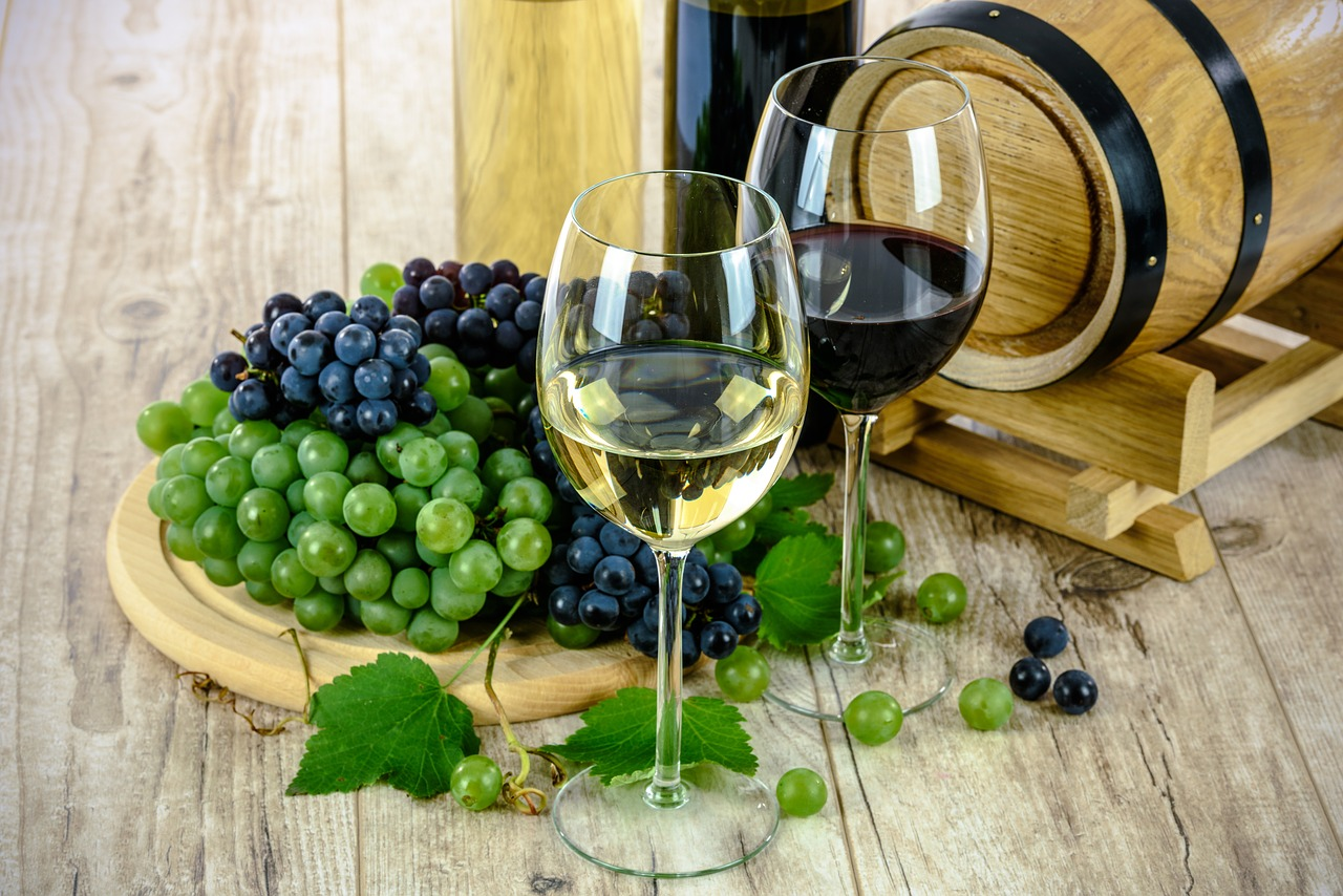 Wine tasting in Hageland