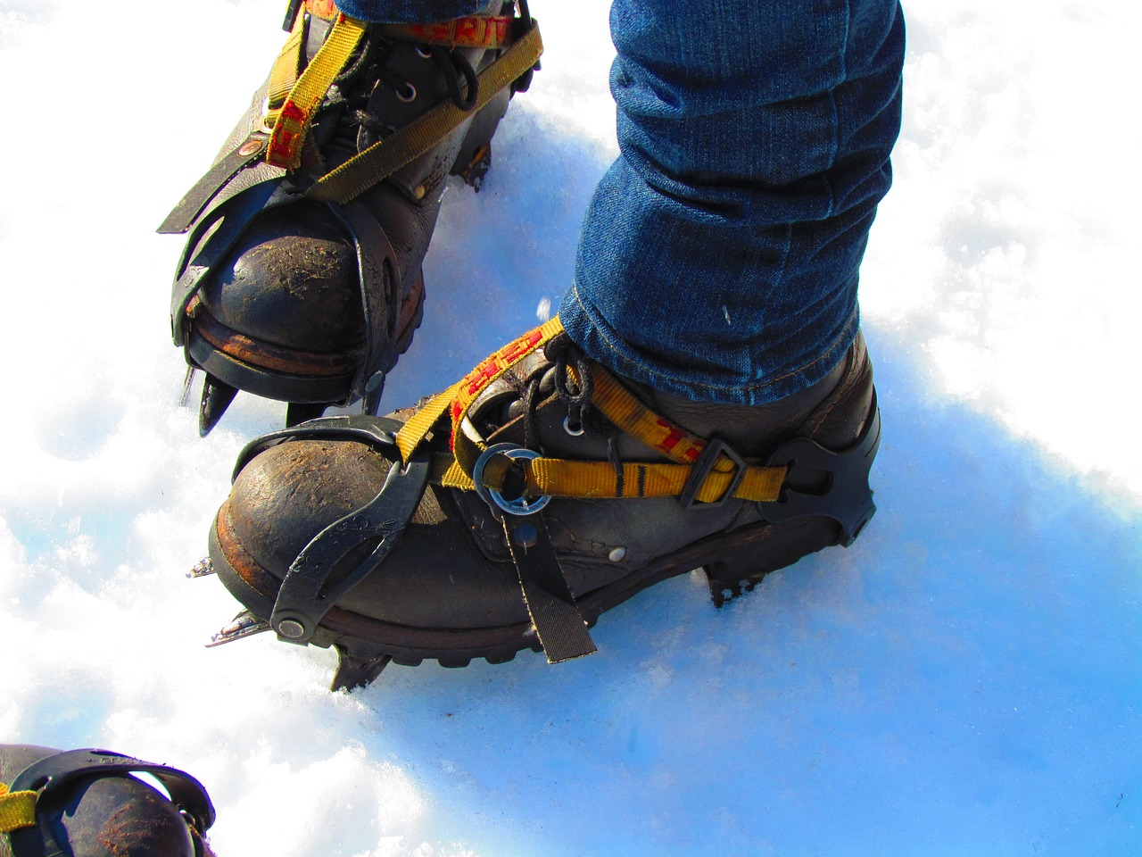 Crampons and microspikes reviewed