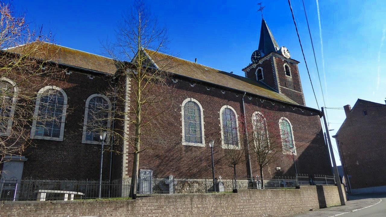 Eglise Saint-Martin, Jauche