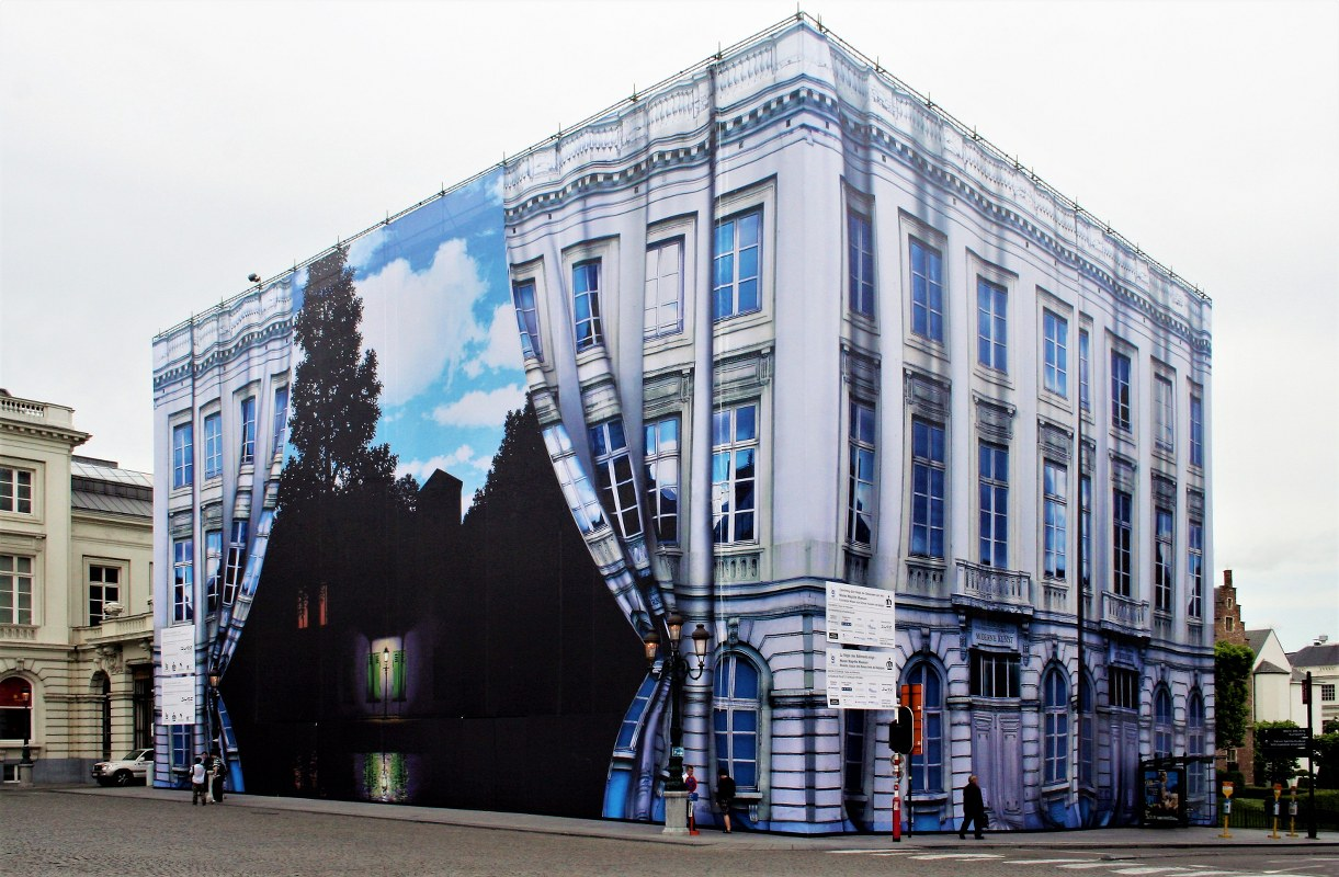Magritte Museum Brussels