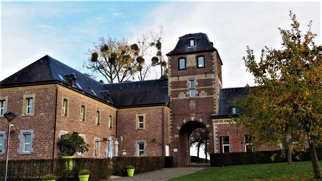 A walk around Alden Biesen in Limburg Belgium