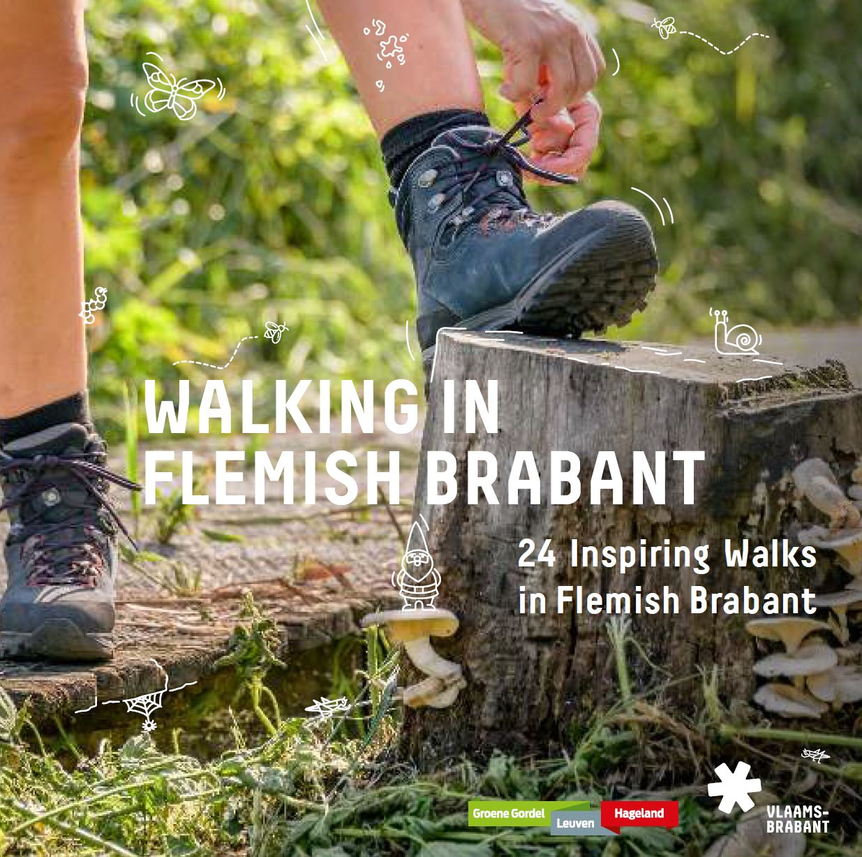 Walking in Flemish Brabant