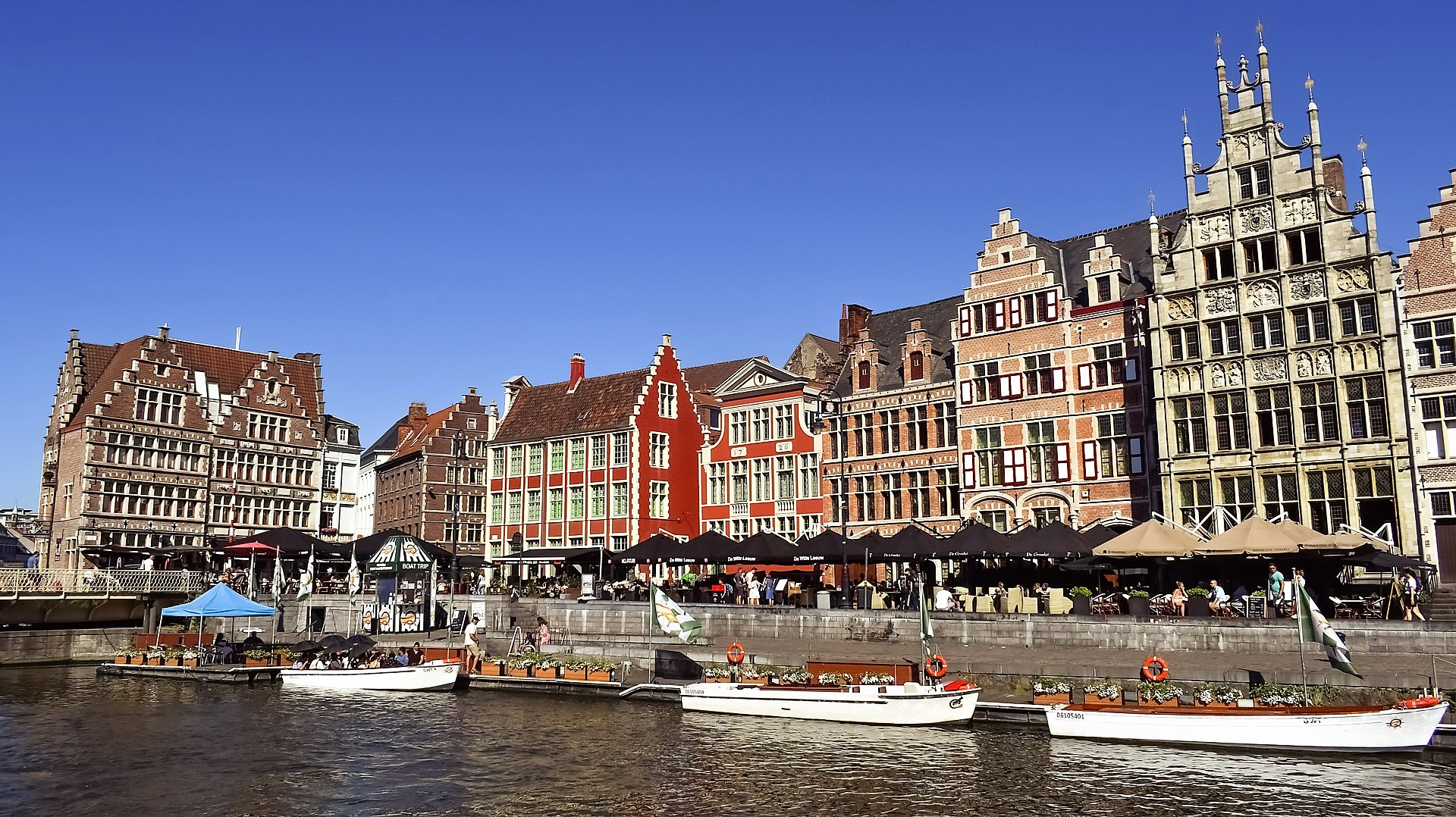 How to spend a day in Ghent