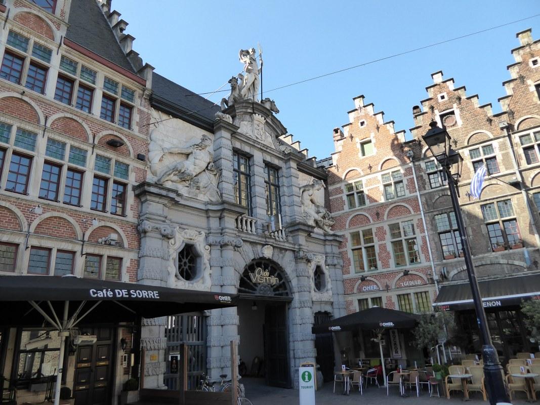 Oude Vismijn Gent Belgium